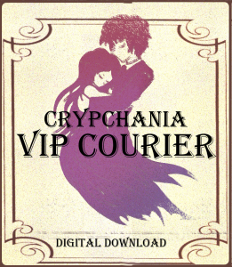VIP COURIER FOR CRYPCHANIA